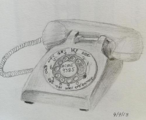 620- A telephone- EDM 12