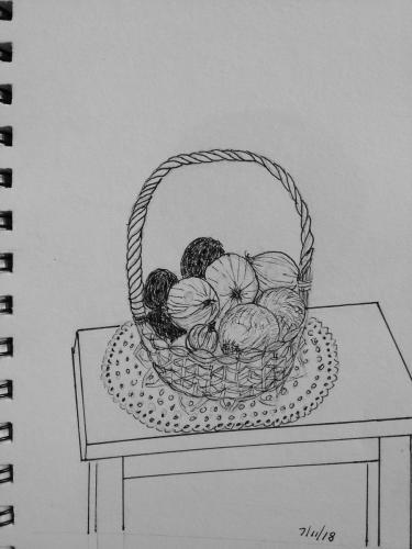 240- Basket of veggies 1