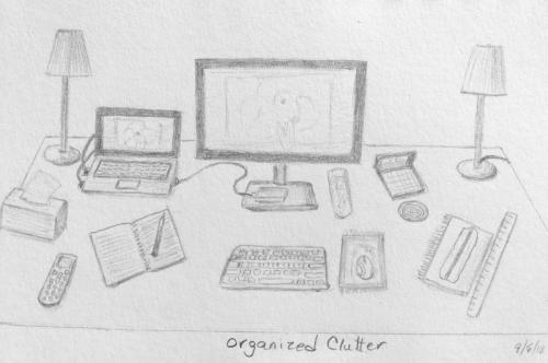 590-Organized Clutter EDM 9