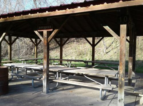 South Park Picnic Shelter