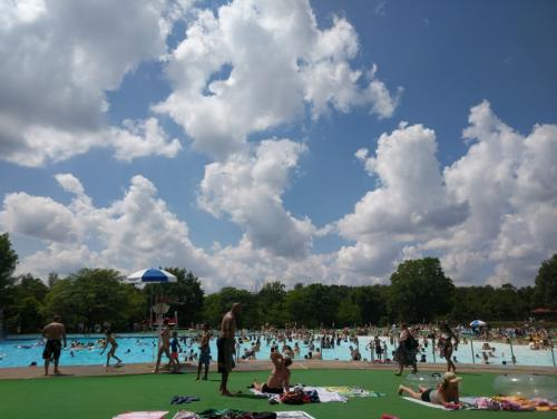 South Park Swimming Pool