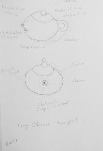 111-Tiny Teapot Sketch