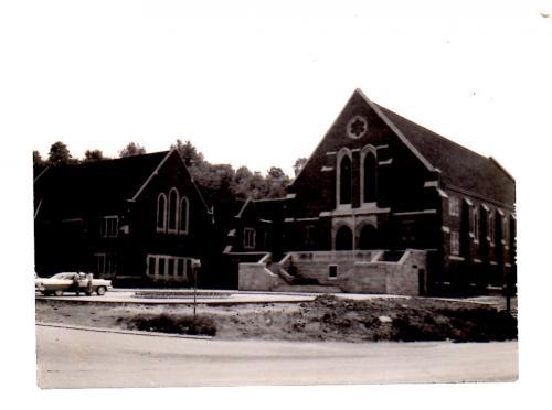 Baldwin Community Methodist Church